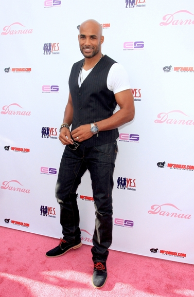 "08/27/2013 - Boris Kodjoe - Boris Kodjoe Hosts ""Darnaa"" Exclusive Listening Party at Iconic Whisky A Go Go in West Hollywood on August 27, 2013 - Whisky A Go Go, 8901 Sunset Boulevard - West Hollywood, CA, USA - Keywords: Orientation: Portrait Face Count: 1 - False - Photo Credit: Winston Burris / PR Photos - Contact (1-866-551-7827) - Portrait Face Count: 1"