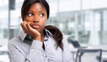 Femme entrepreneure noire