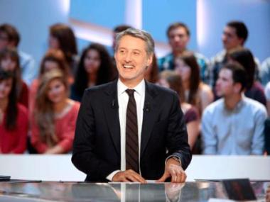 Antoine de Caunes grand journal 2014