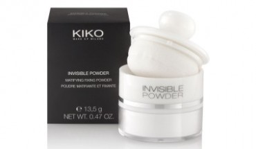 kiko invisible powder