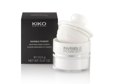 kiko invisible powder