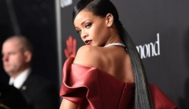 rihanna diamond ball look