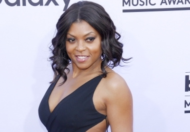 05/17/2015 - Taraji P. Henson - 2015 Billboard Music Awards - Arrivals - MGM Garden Arena - Las Vegas, NV, USA - Keywords:  Orientation: Portrait Face Count: 1 - False - Photo Credit: David Gabber / PRPhotos.com - Contact (1-866-551-7827) - Portrait Face Count: 1