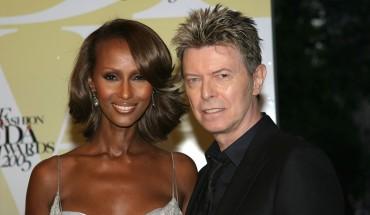 06/06/2005 - David Bowie - 2005 CFDA Fashion Awards - New York Public Library - New York, NY - Keywords: Iman -  -  - Photo Credit: Wild1 / Photorazzi - Contact (1-866-551-7827)