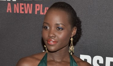 """03/06/2016 - Lupita Nyong'o - """"Eclipsed"""" Broadway Opening Night After Party - Arrivals - Gotham Hall - New York City, NY, USA - Keywords:  Orientation: Portrait Face Count: 2 -  - Photo Credit: Loredana Sangiuliano / PRPhotos.com - Contact (1-866-551-7827) - Portrait Face Count: 2"""