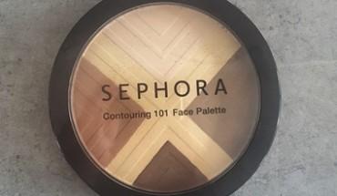 contouring 101 face sephora