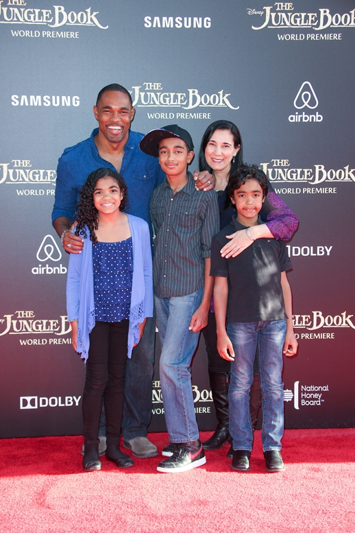 "04/04/2016 - Jason George, Vandana Khanna - ""The Jungle Book"" Los Angeles Premiere - Arrivals - El Capitan Theatre, 6838 Hollywood Boulevard - Los Angeles, CA, USA - Keywords: Vertical, ""The Jungle Book"" World Premiere, Adventure, Drama, Family, Arrival, Attending, People, Person, Movie, Portrait, Photography, Film Industry, Arts Culture and Entertainment, Celebrity, Celebrities, Red Carpet Event, California Orientation: Portrait Face Count: 1 - False - Photo Credit: PRPhotos.com - Contact (1-866-551-7827) - Portrait Face Count: 1"