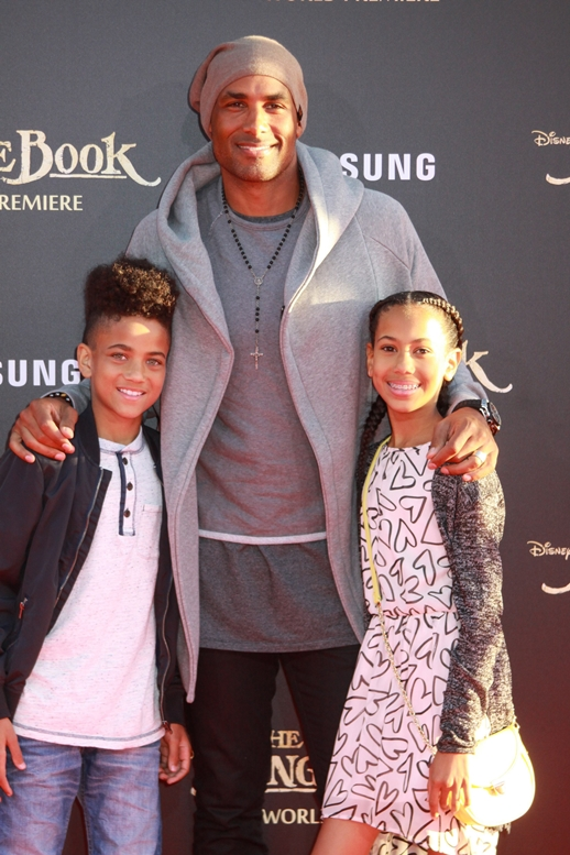 "04/04/2016 - Nicolas Kodjoe, Boris Kodjoe, Sophie Kodjoe - ""The Jungle Book"" Los Angeles Premiere - Arrivals - El Capitan Theatre, 6838 Hollywood Boulevard - Los Angeles, CA, USA - Keywords: Vertical, ""The Jungle Book"" World Premiere, Adventure, Drama, Family, Arrival, Attending, People, Person, Movie, Portrait, Photography, Film Industry, Arts Culture and Entertainment, Celebrity, Celebrities, Red Carpet Event, California Orientation: Portrait Face Count: 1 - False - Photo Credit: Izumi Hasegawa / PRPhotos.com - Contact (1-866-551-7827) - Portrait Face Count: 1"
